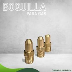 BOQUILLAS PARA GAS L.P....