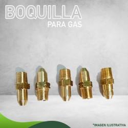 BOQUILLAS PARA GAS L.P. A...