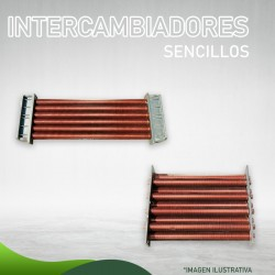 INTERCAMBIADOR SENCILLO...