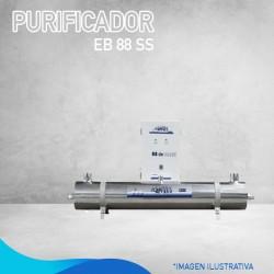 PURIFICADOR EB 88 SS/UV  88...