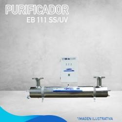PURIFICADOR EB 111 SS/UV...