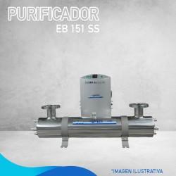PURIFICADOR EB 155 SS/UV...