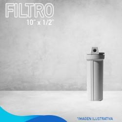 """FILTRO  10"""" X  ½"""""""