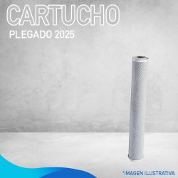 CARTUCHO PLEGADO 2025  5...