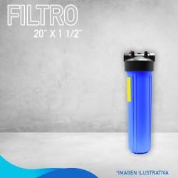 """FILTRO DE 20"""" X 1 1/2"""""""