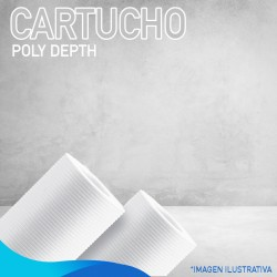 CARTUCHO POLY DEPTH 5 MICRAS
