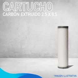 CARTUCHO CARBÓN EXTRUIDO...