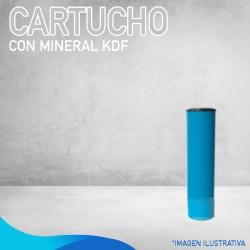 CARTUCHO CON MINERAL KDF