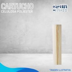 CARTUCHO CELULOSA POLIESTER...