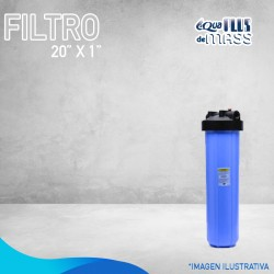 """FILTRO DE 20""""  X 1"""""""