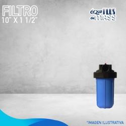 """FILTRO DE 10"""" X  1 ½"""""""
