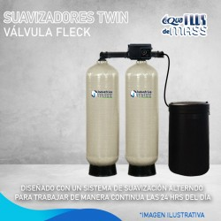 SF-TWIN  480 VALVULA FLECK