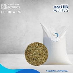 """GRAVA DE 1/8"""" A ¼"""" KG."""
