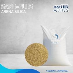 SAND PLUS (ARENA SILICA) KG.